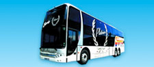 Our modern coaches are of the highest standard, packed with features for your comfort, entertainment and safety.