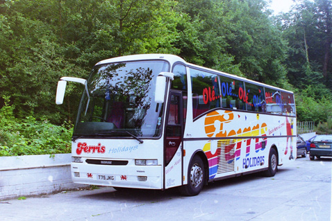south wales coach hire